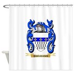 Pavlishintsev Shower Curtain