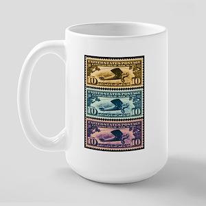 1927 Air Mail Large Mug