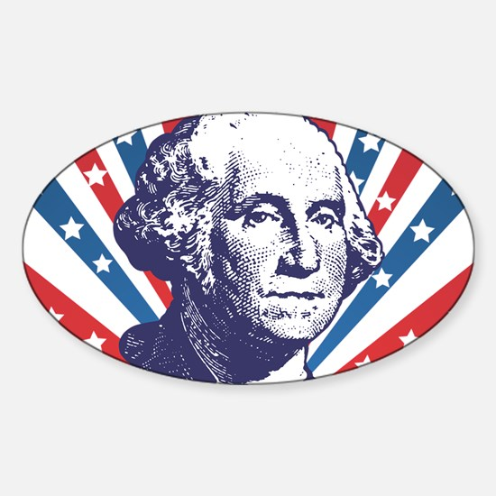 george washington Decal