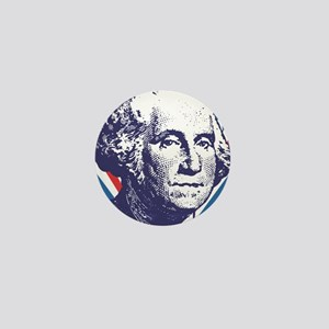 george washington Mini Button