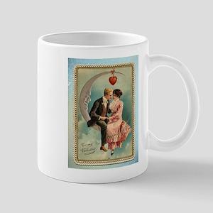 victorian valentine Mugs