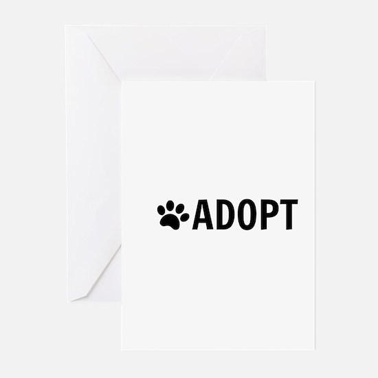 Adopt Greeting Cards