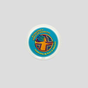 BCCPD Celebrates! Mini Button