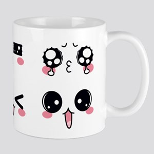 kaomoji Mugs