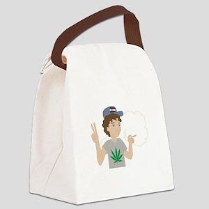 Colorado Smioker Canvas Lunch Bag