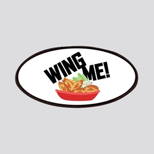Wing Me! Patch