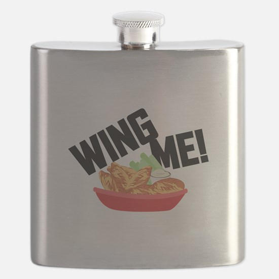 Wing Me! Flask