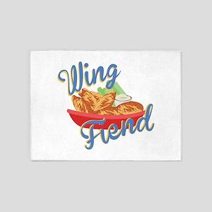 Wing Fiend 5'x7'Area Rug