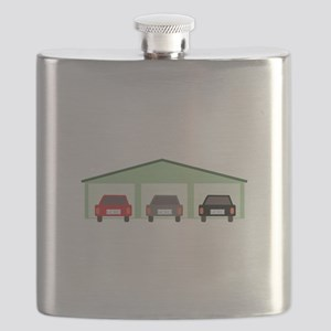 Affluenza Cars Flask