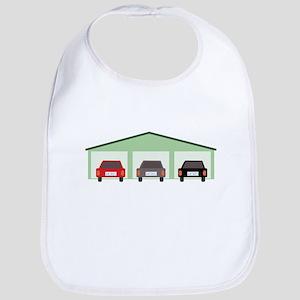 Affluenza Cars Bib