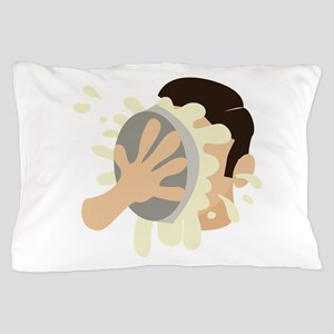 Pie In Face Pillow Case