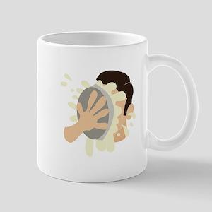 Pie In Face Mugs