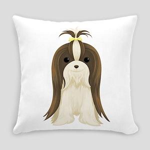 Shih Tzu Everyday Pillow