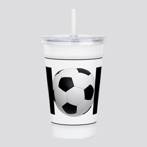 Soccer Mom Acrylic Double-wall Tumbler
