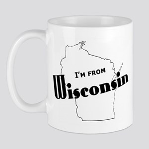 Newsradio Wisconsin Mug