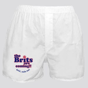 The Brits are Coming...quick, make tea! Boxer Shor