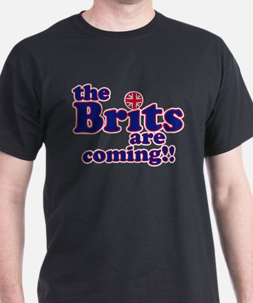 The Brits are Coming T-Shirt