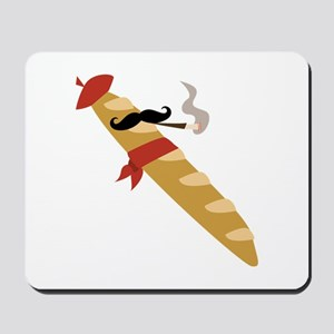 French Baguette Mousepad