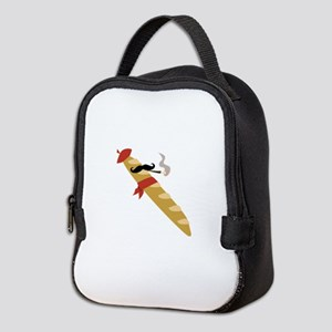 French Baguette Neoprene Lunch Bag
