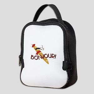 Oui-Oui! Neoprene Lunch Bag