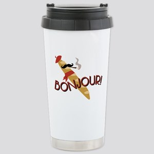 Oui-Oui! Travel Mug