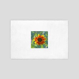 Sunflower of Massachusetts 4' x 6' Rug