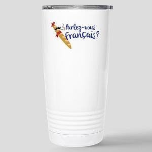 Parlez-vous Franais? Travel Mug