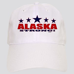 Alaska Strong! Cap