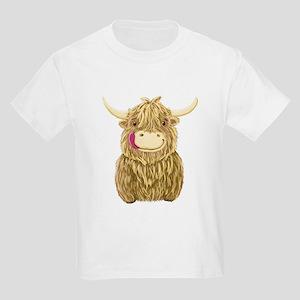 Happy Highland Cow T-Shirt