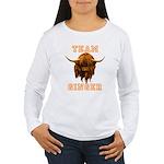 Team Ginger Scottish H Women's Long Sleeve T-Shirt
