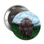 Scottish Highland Cow Painting 2.25