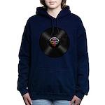 Scottish Highland Cow Mo Women's Hooded Sweatshirt