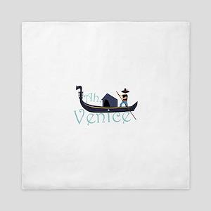 Ah, Venice! Queen Duvet