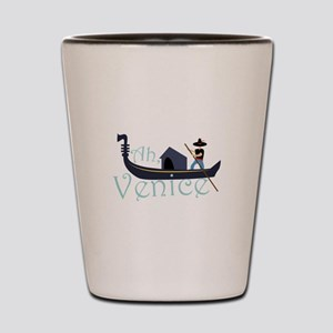 Ah, Venice! Shot Glass