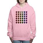 Rainbow Herd Women's Hooded Sweatshirt