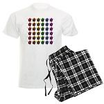 Rainbow Herd pajamas