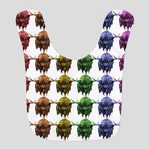 Rainbow Herd Bib