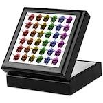 Rainbow Herd Keepsake Box
