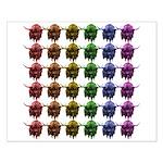 Rainbow Herd Poster Design