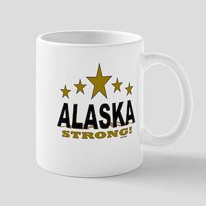 Alaska Strong! 11 oz Ceramic Mug