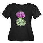 Bonnie Thistle Plus Size T-Shirt