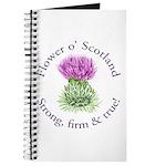 Scottish Thistle Journal