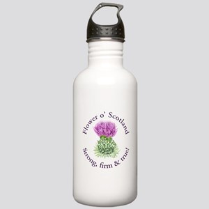 Scottish Thistle Stainless Water Bottle 1.0L