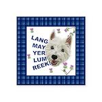 Lang May Yer Lum Reek! Sticker