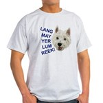 Westie Wit T-Shirt