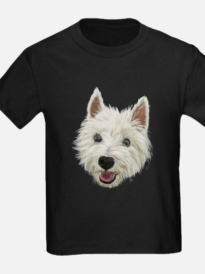 Smiling Westie T-Shirt