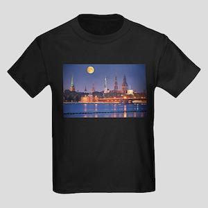 River Daugava in Riga T-Shirt