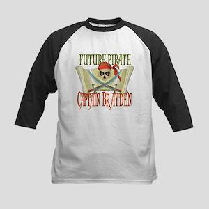Future Pirates Kids Baseball Jersey
