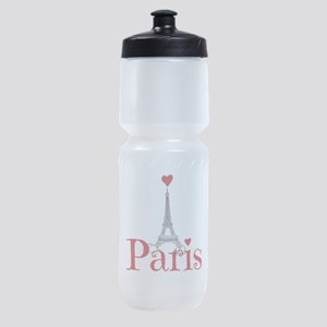 I love Paris Sports Bottle