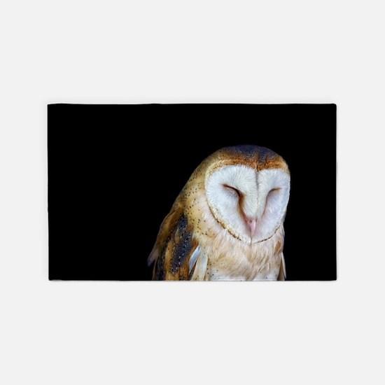 The Barn Owl Area Rug